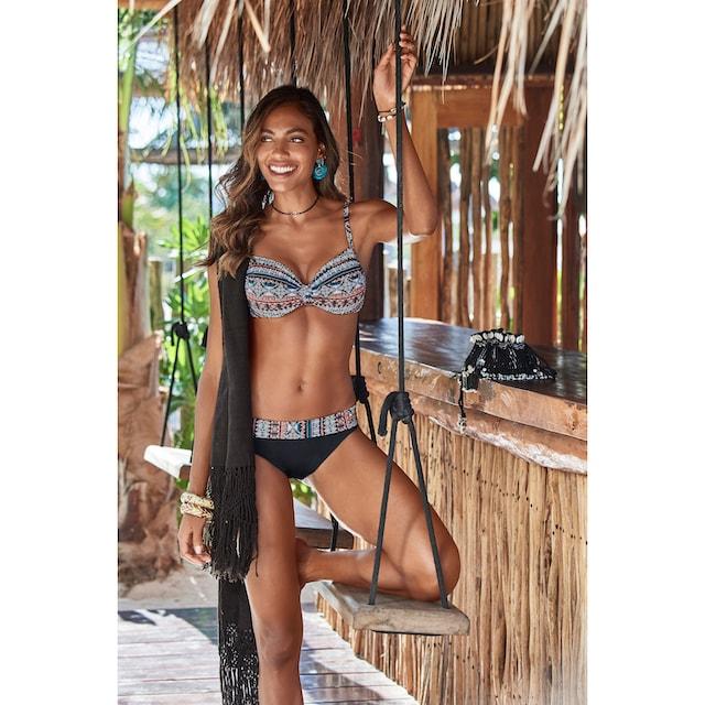 LASCANA Bügel-Bikini-Top »Marrakesh«