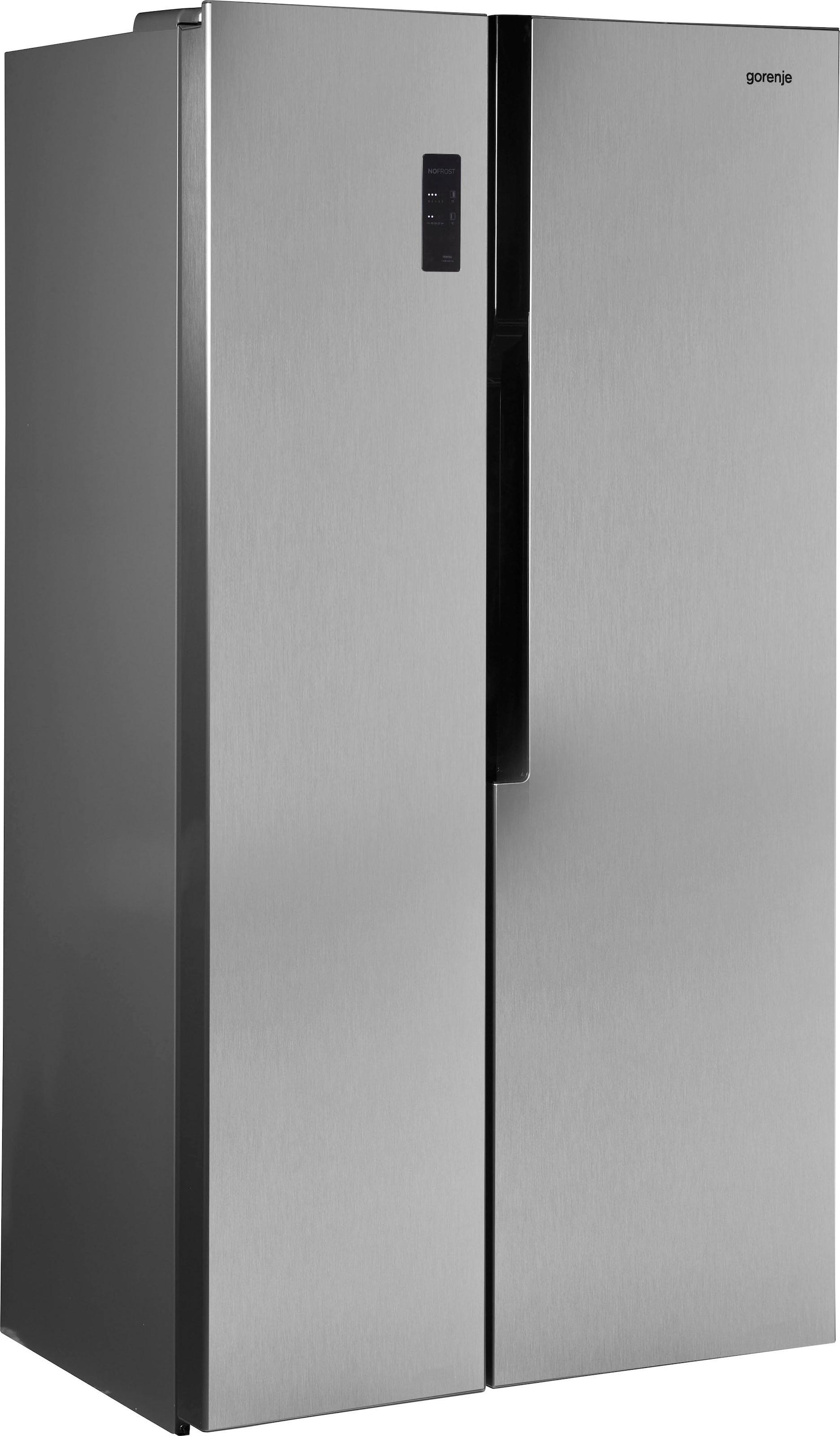 Side By Side Kühlschrank Gorenje : Gorenje kühlschränke onlineshop gorenje kühlschränke online