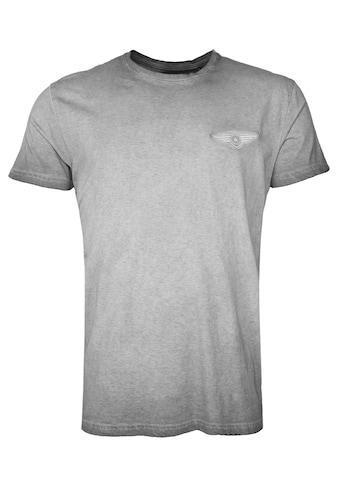 TOP GUN T-Shirt »Slow«, sportlicher Schnitt kaufen