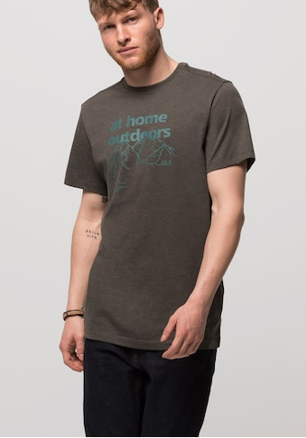 Jack Wolfskin Kurzarmshirt »AT HOME T M« kaufen