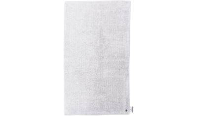 Badematte »Cotton Double Uni«, TOM TAILOR, Höhe 20 mm, beidseitig nutzbar kaufen