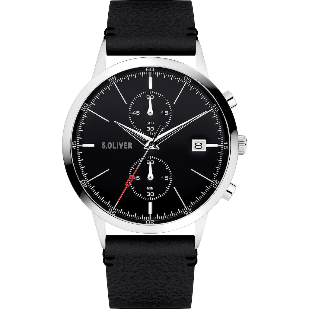 s.Oliver Chronograph »SO-4124-LC«