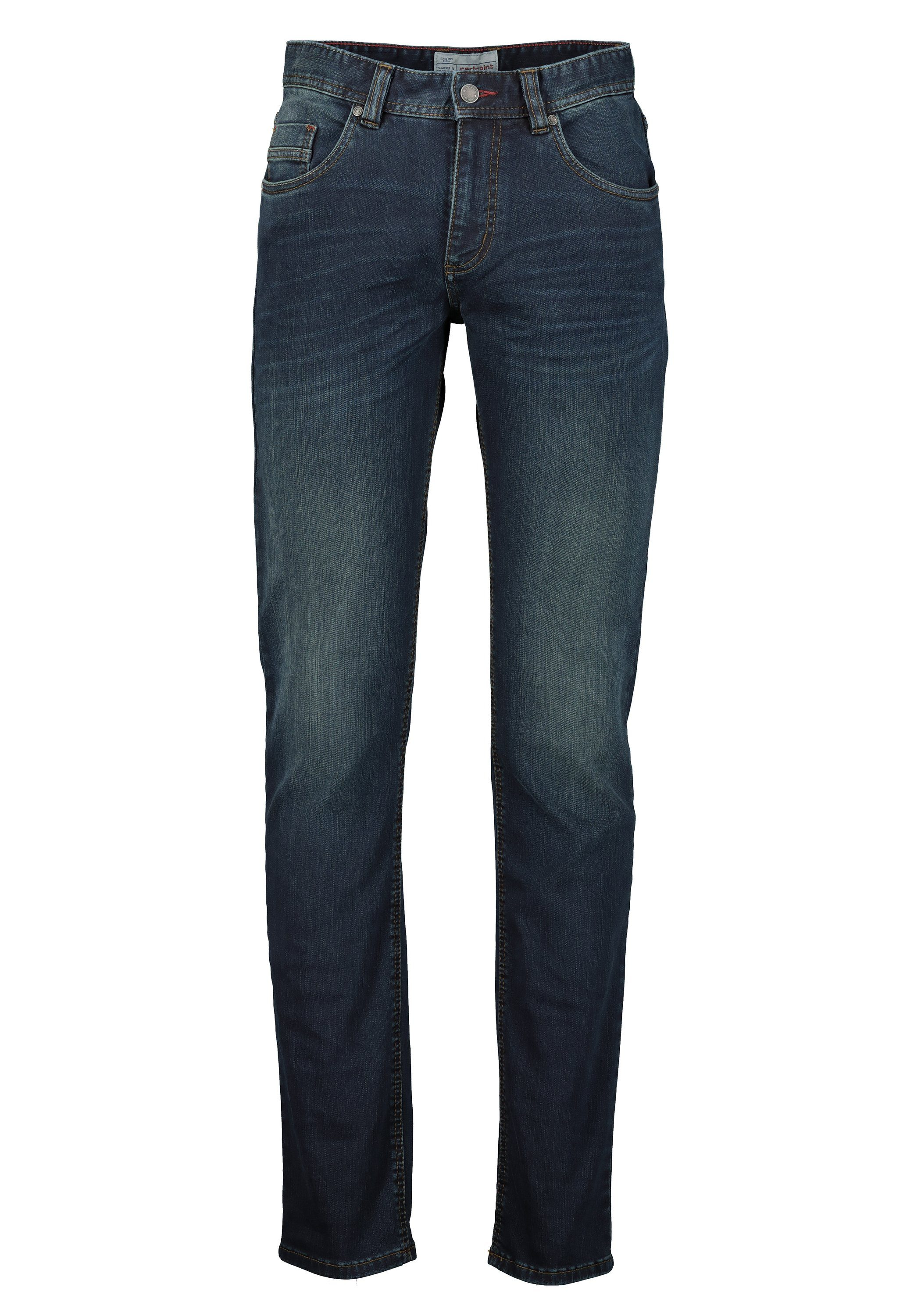 Redpoint Stretch 5-Pocket Jeans Barrie | Bekleidung > Jeans > Sonstige Jeans | Blau | Jeans - Elasthan | Redpoint