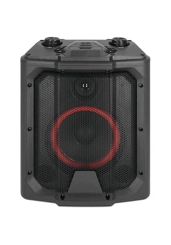 TechniSat Mikrofon -  und Gitarrenanschluss, bis zu 20 Stunden Akkulaufzeit »BLUSPEAKER BOOM« kaufen