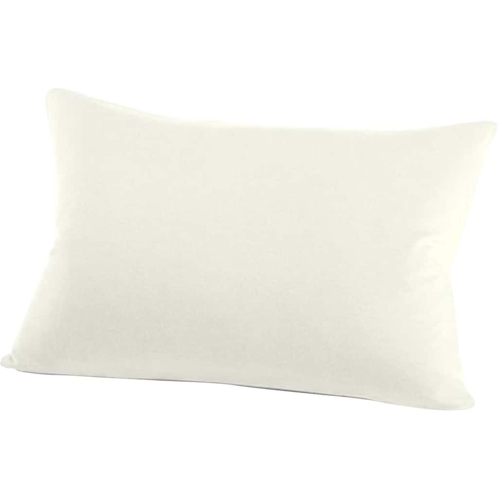 Schlafgut Kissenbezüge »Jersey«, (2 St.), mit Aloe Vera Ausrüstung