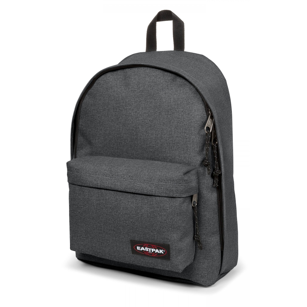 Eastpak Laptoprucksack »OUT OF OFFICE, Black Denim«
