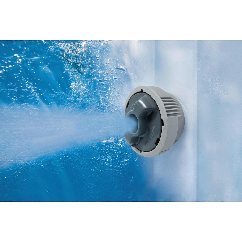 Bestway Whirlpool »Lay-Z-Spa™ Palm Springs AirJet™«, ØxH: 196x71 cm, für bis zu 6 Personen