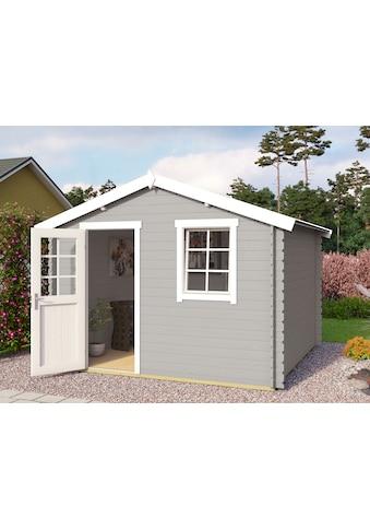 OUTDOOR LIFE PRODUCTS Gartenhaus »Mosel 3«, BxT: 320x320 cm, inkl. Fußboden kaufen