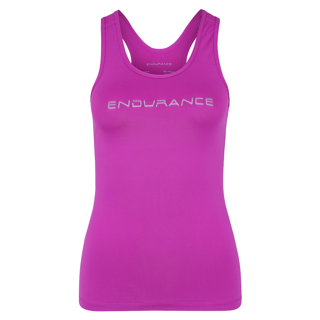 ENDURANCE Tanktop »Snook W«, mit QUICK DRY-Technologie