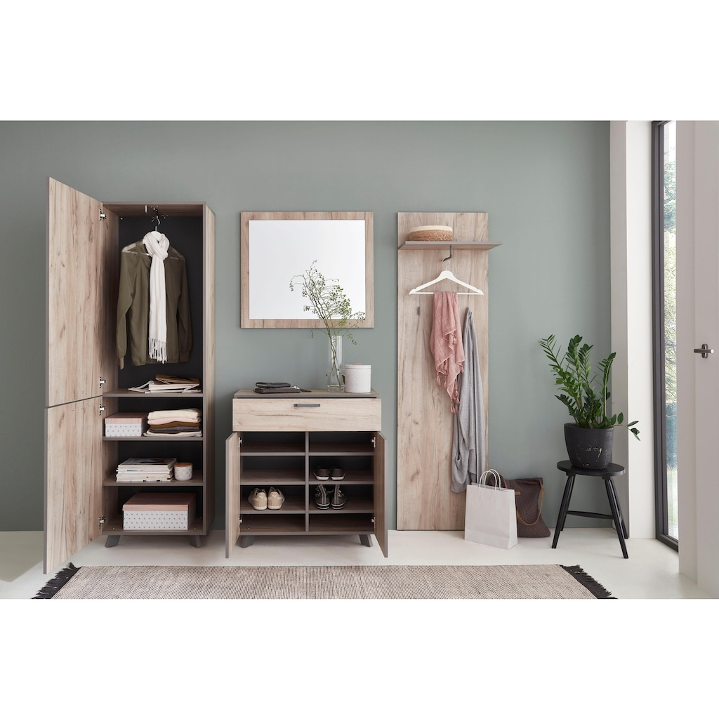 Homexperts Garderobenpaneel »Basti«