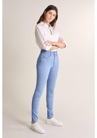 Salsa Skinny-fit-Jeans »High waist« kaufen