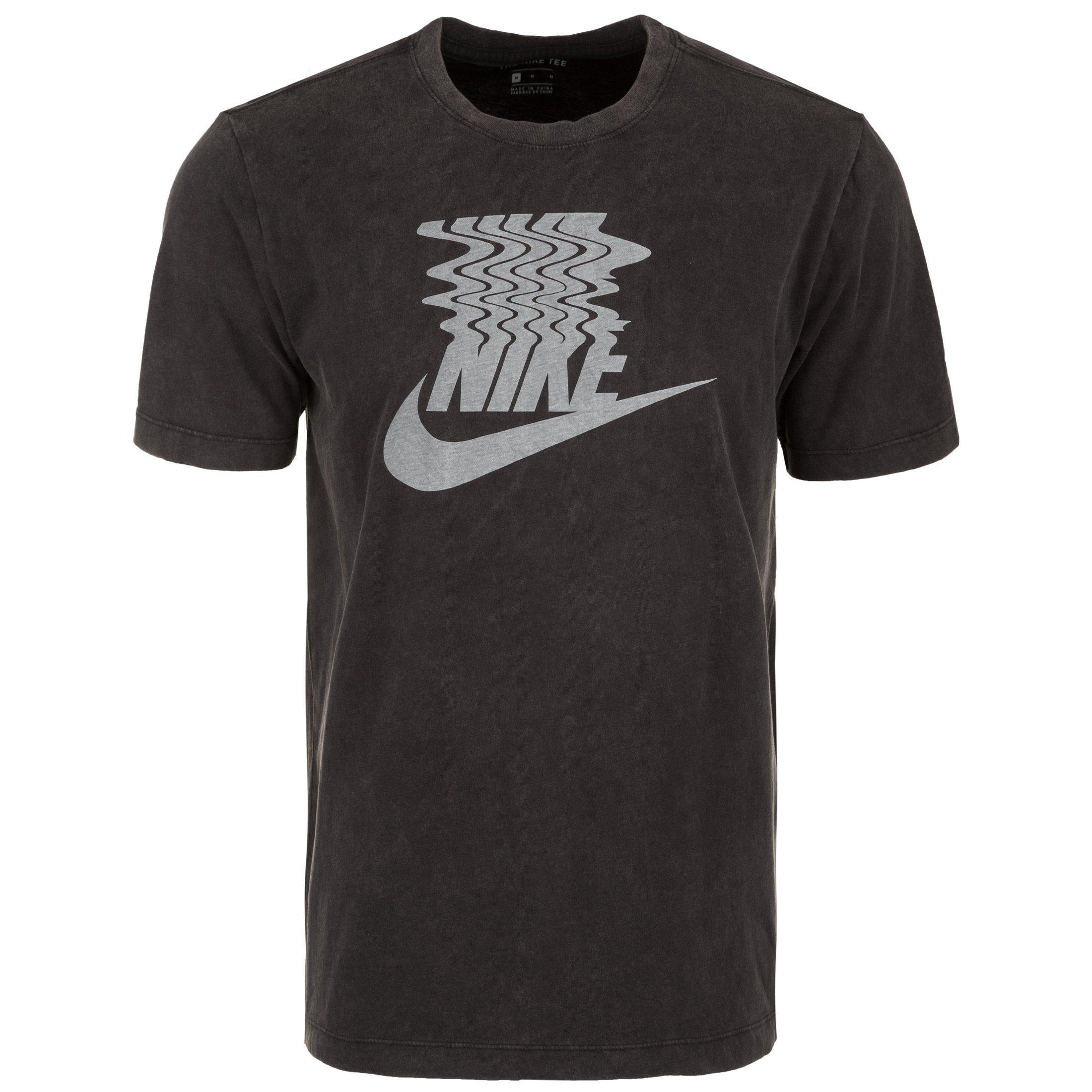 Nike Sportswear T-Shirt Statement | Sportbekleidung > Sportshirts > T-Shirts | Schwarz | Nike Sportswear
