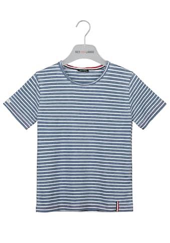 Key Largo T-Shirt, in tollem Streifen-Design kaufen