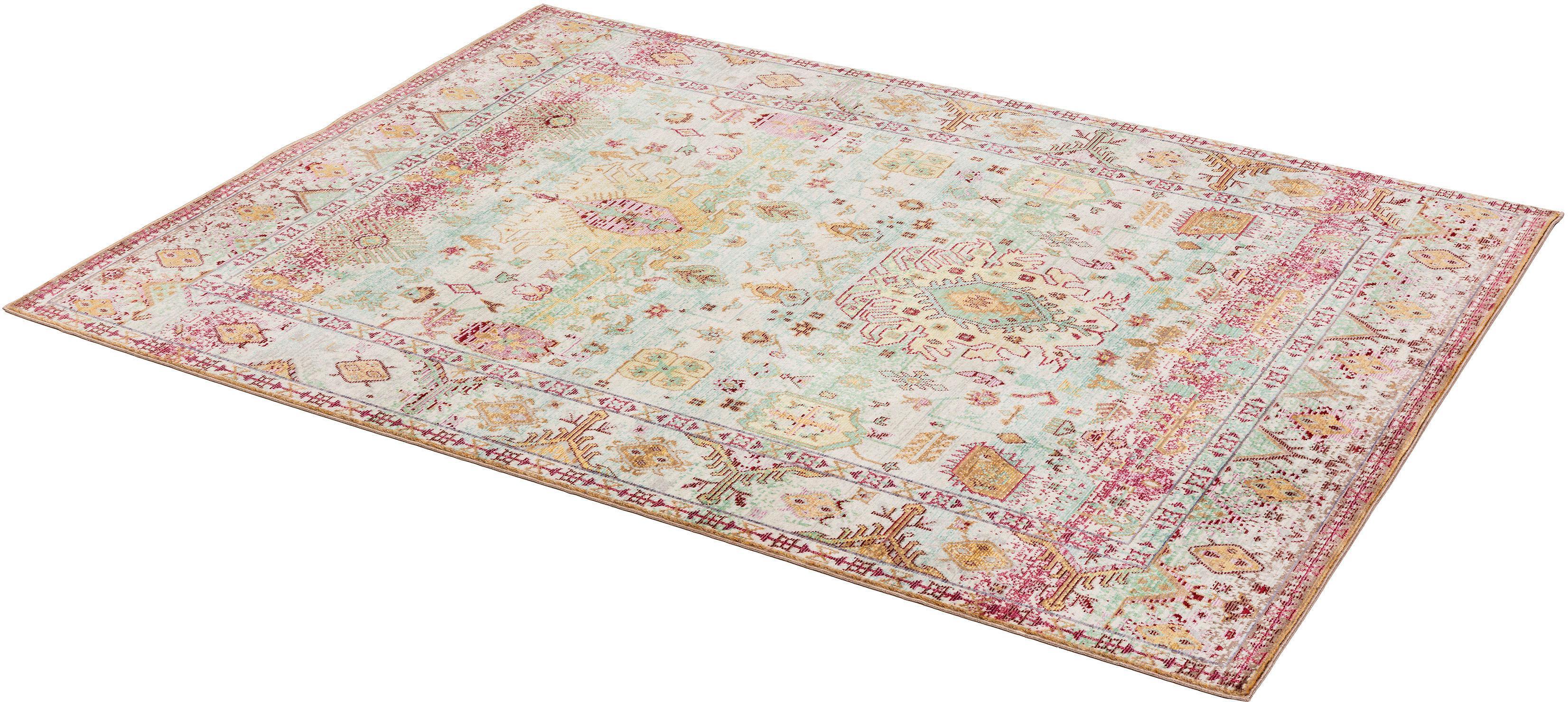 Teppich Shining 4 SCHÖNER WOHNEN-Kollektion rechteckig Höhe 5 mm