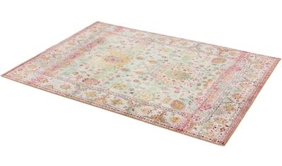 SCHÖNER WOHNEN-Kollektion Teppich »Shining 4«, rechteckig, 5 mm Höhe, Besonders weich durch Microfaser, Wohnzimmer kaufen