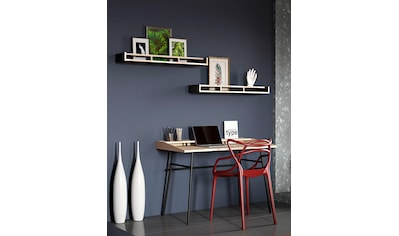 TemaHome Schreibtisch »Ply«, mit schönen Metallbeinen und ausreichenden Arbeitsplatz,... kaufen