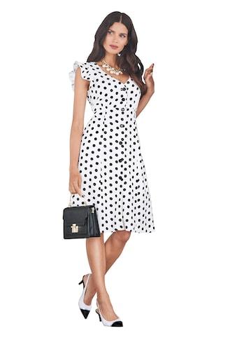 ASHLEY BROOKE by Heine Volantkleid »Kleid« kaufen
