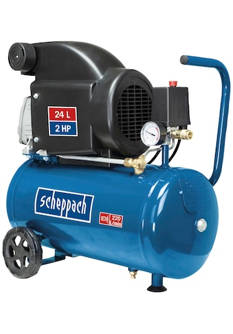 Scheppach Kompressor »HC26«, Inklusive 280 ml Kompressorenöl Ultra Performance... kaufen