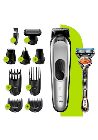 Braun Multifunktionstrimmer »10-in-1 Multi-Grooming-Kit 7 MGK7220« kaufen