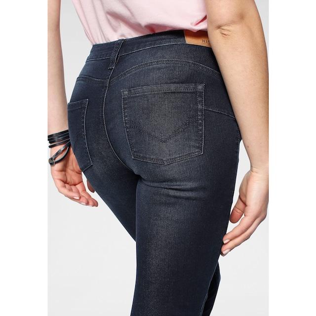 H.I.S Skinny-fit-Jeans »Shaping High-Waist mit Push-up Effekt«