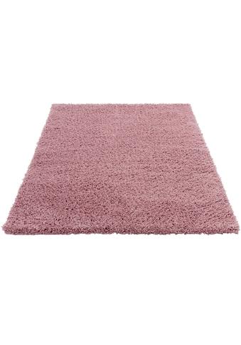 Sehrazat Hochflor-Teppich »Ethno1800«, rechteckig, 30 mm Höhe, melierter Langflor,... kaufen