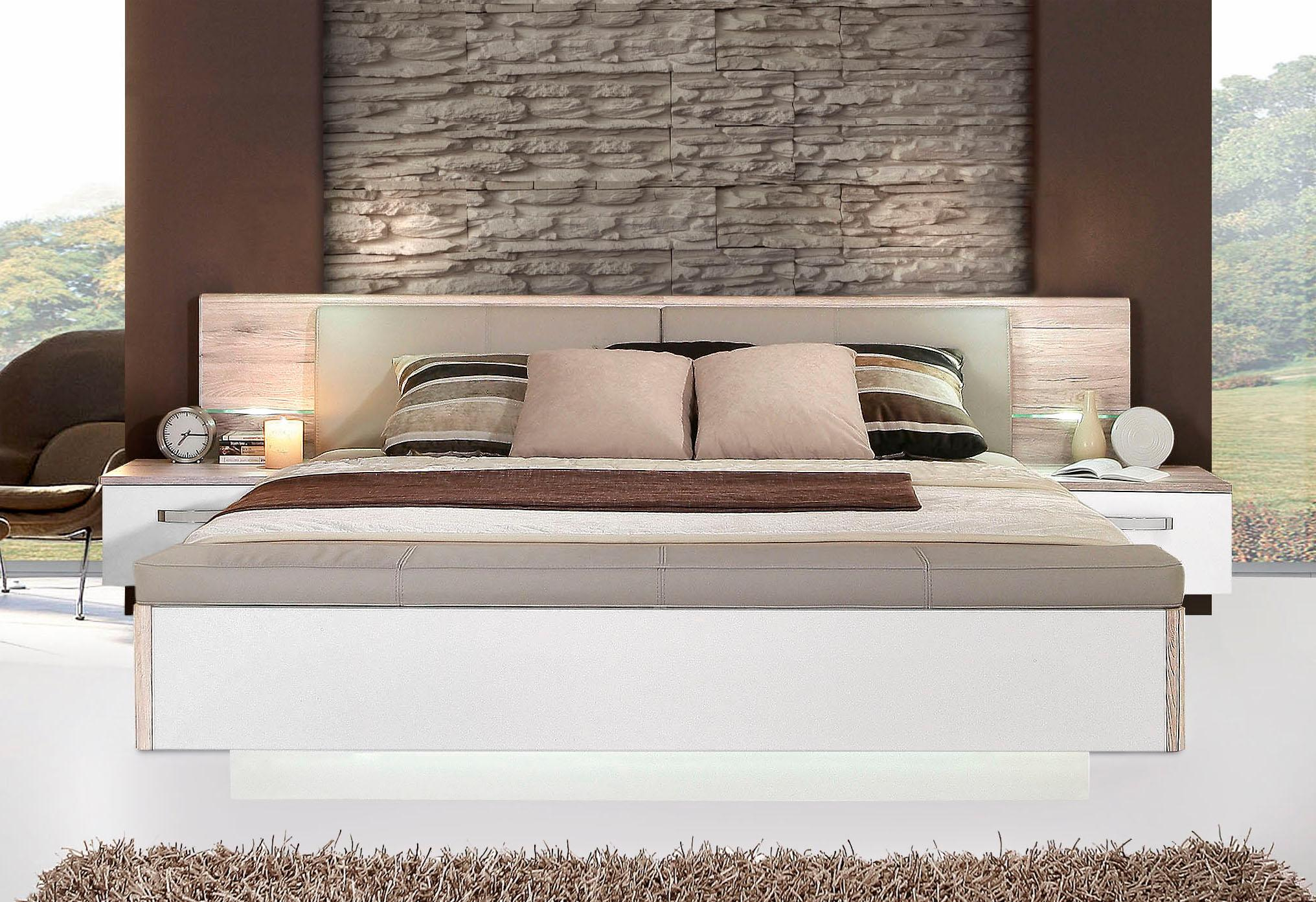 FORTE Schlafzimmer-Set Rondino