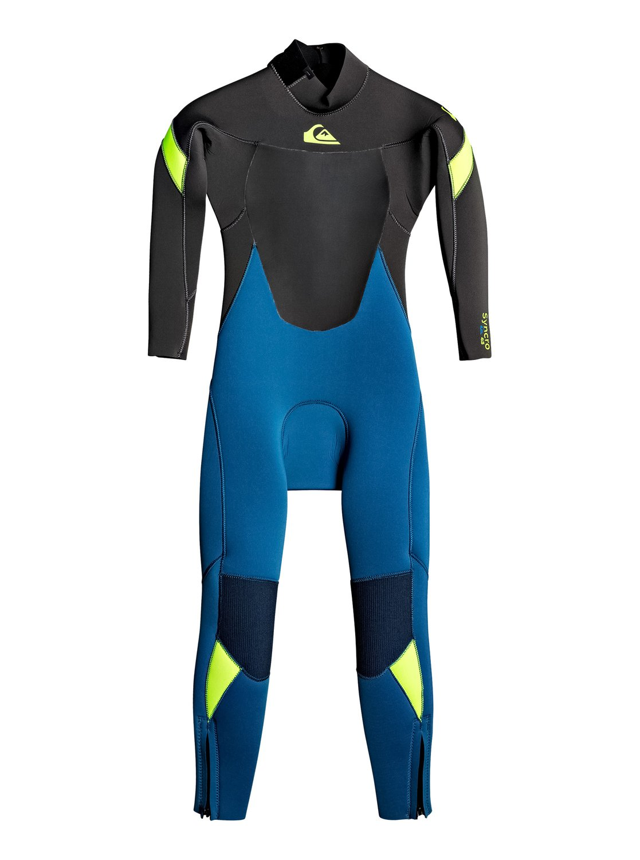 Quiksilver Neoprenanzug 4/3mm Syncro   Sportbekleidung > Sportanzüge > Sonstige Sportanzüge   Quiksilver