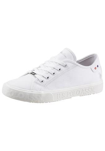 U.S. Polo Assn Sneaker »MAREW035«, mit Logoschriftzug an der Ferse kaufen