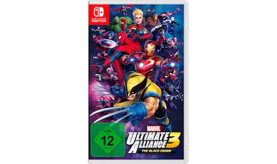 MARVEL ULTIMATE ALLIANCE 3: The Black Order Nintendo Switch kaufen