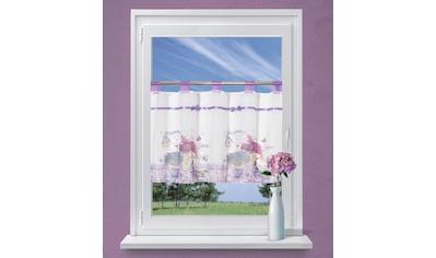 Dreams Scheibengardine »Lavendel« kaufen