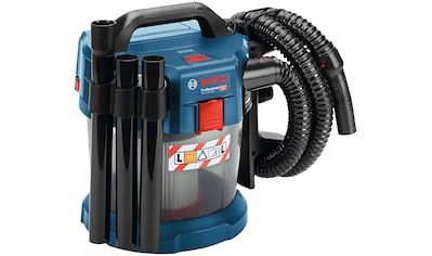 BOSCH PROFESSIONAL Kombi - Set: Akku - Nass - Trockensauger »GAS 18V - 10 L«, Mehrteiliges Profi - Kit kaufen