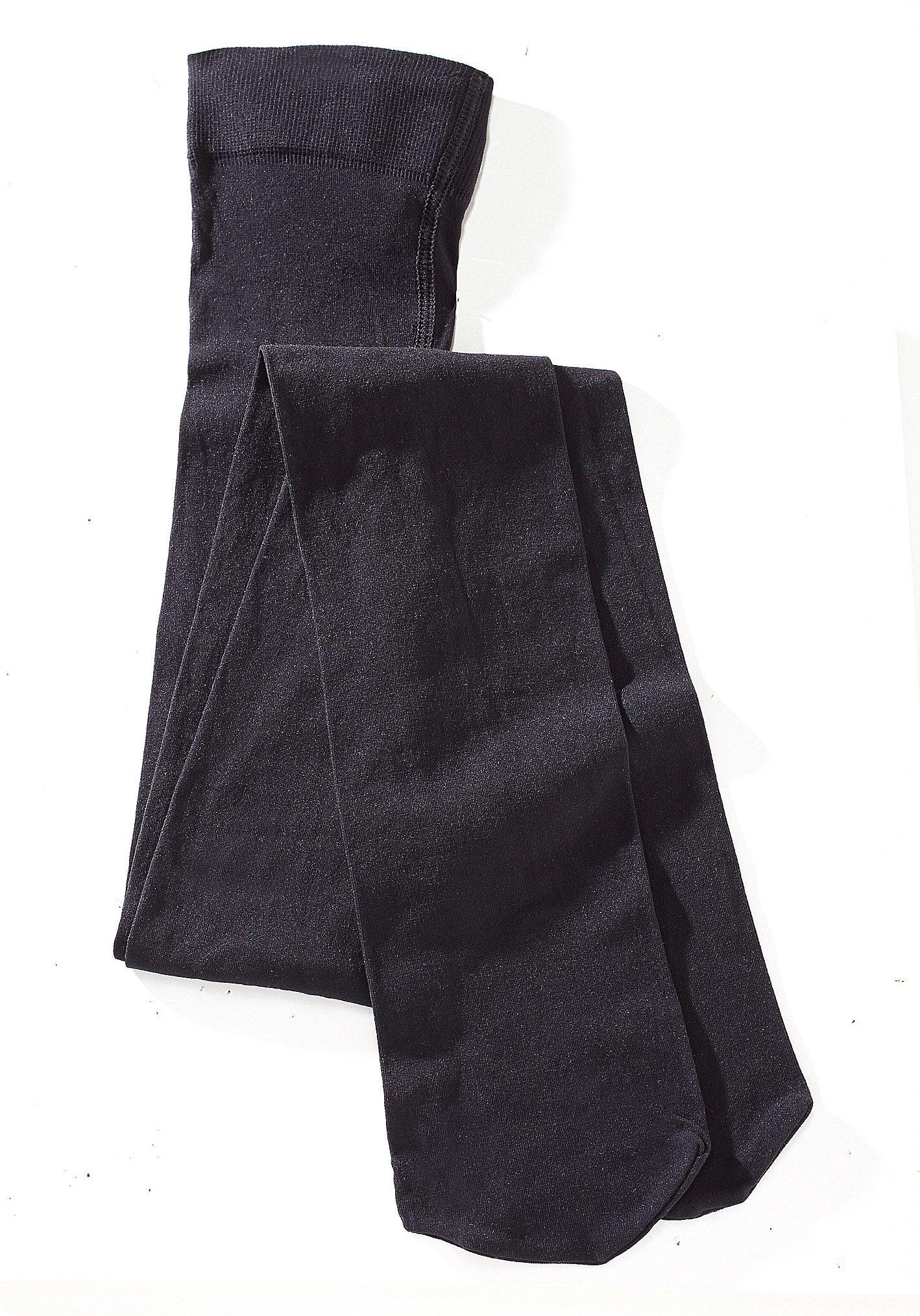 Feinstrumpfhose (Packung 2 Stück) schwarz 128/134,140/146,152/158,164/170,176/182