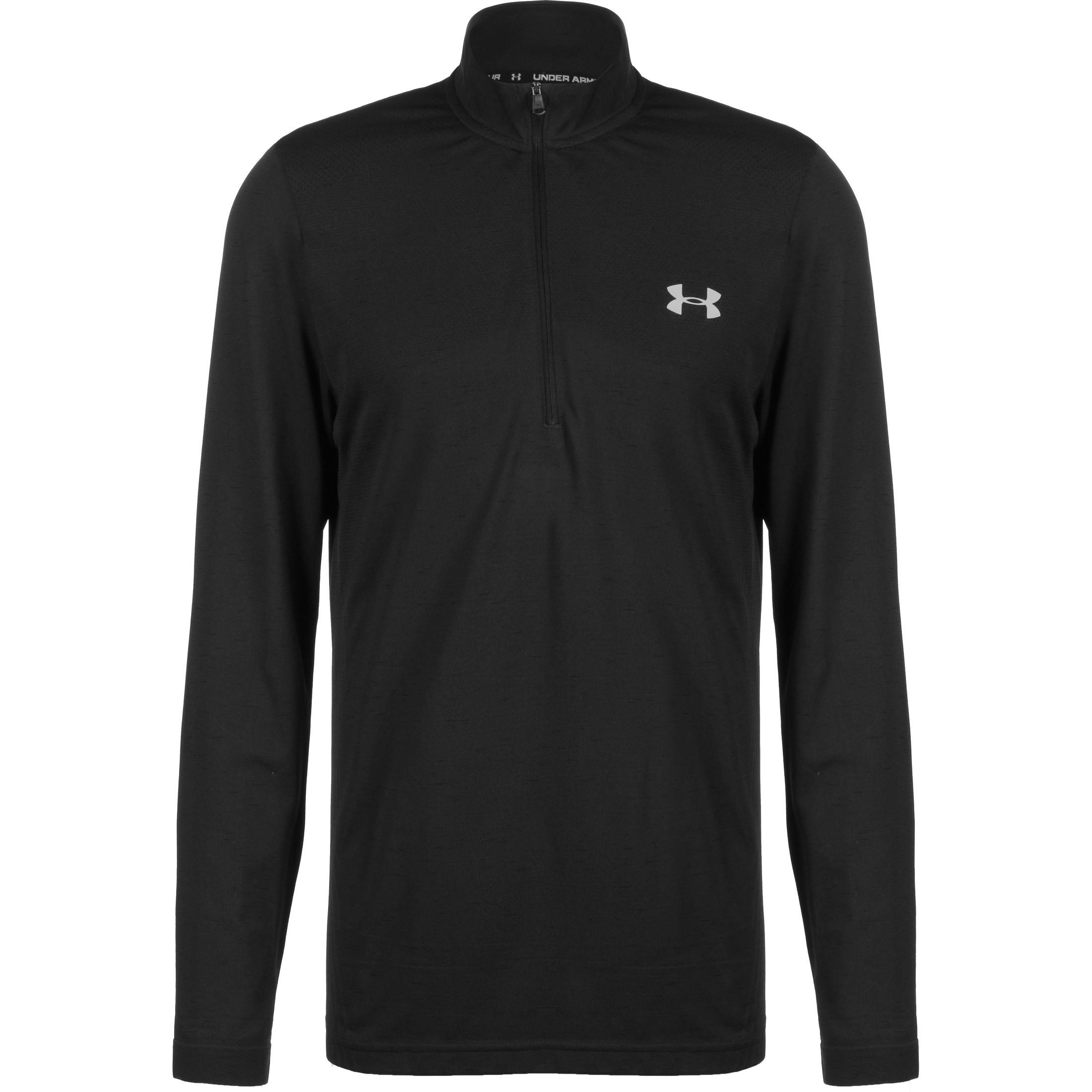 under armour -  Trainingsshirt Seamless 1/2 Zip