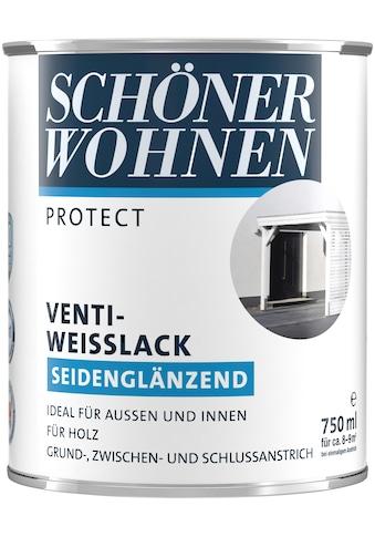 SCHÖNER WOHNEN-Kollektion Weißlack »Protect Venti-Weisslack« kaufen