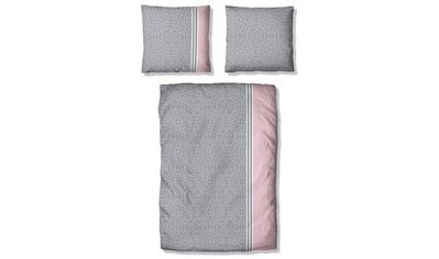 Bettwäsche »Narem«, Home affaire kaufen
