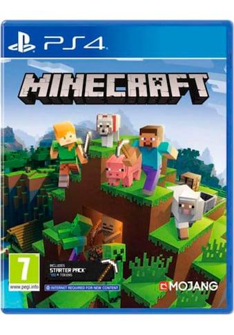 Sony Spiel »PS4 Minecraft Starter Collection«, PlayStation 4 kaufen