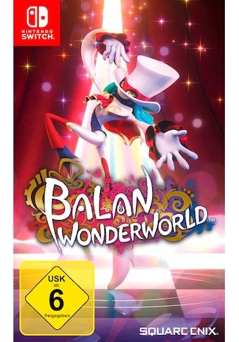 SquareEnix Spiel »Balan Wonderworld«, Nintendo Switch kaufen