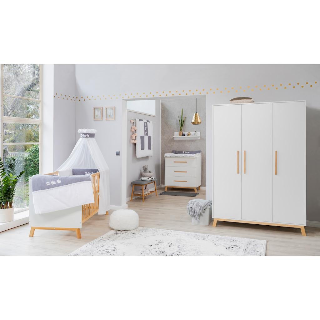 Schardt Kleiderschrank »Sienna White«, 3-türig; Made in Germany