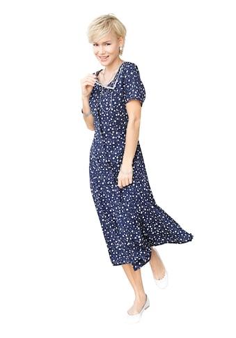 Classic Basics Kleid im süßen Blümchen - Muster kaufen