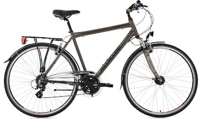 KS Cycling Trekkingrad »Norfolk«, 24 Gang Shimano Altus Schaltwerk, Kettenschaltung kaufen