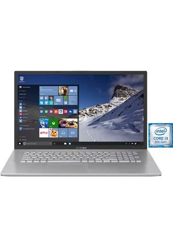 Asus F712FA - BX554T Notebook (43,94 cm / 17 Zoll, Intel,Core i3, 256 GB SSD) kaufen