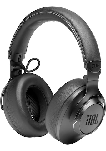 JBL Over-Ear-Kopfhörer »CLUB ONE«, A2DP Bluetooth (Advanced Audio Distribution Profile)-AVRCP Bluetooth (Audio Video Remote Control Profile), Noise-Cancelling-Hi-Res kaufen