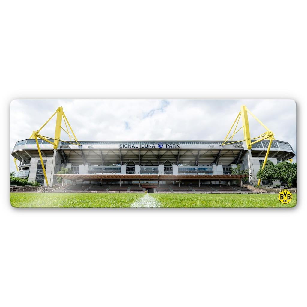 Wall-Art Glasbild »BVB - Signal Iduna Park«, 80/30 cm