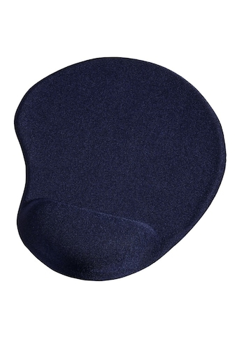 "Hama Mauspad ""Ergonomic"", Blau kaufen"