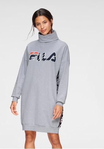 Fila Sweatkleid, mit Rollkragen und großem Frontdruck kaufen