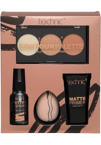 """technic Make - up Set """"Base Blockbuster"""", 4 - tlg. kaufen"""