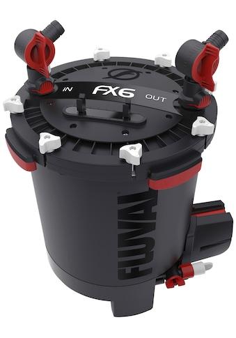 FLUVAL Aquariumfilter »FX6 Außenfilter«, 3500 l/h, bis 1500 l Aquariengröße kaufen