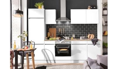 OPTIFIT Küchenzeile »Roth«, ohne E-Geräte, Breite 270 cm kaufen