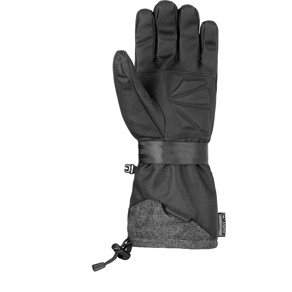 Reusch Skihandschuhe »Baseplate R-TEX® XT«, mit wasserdichter Funktionsmembrane