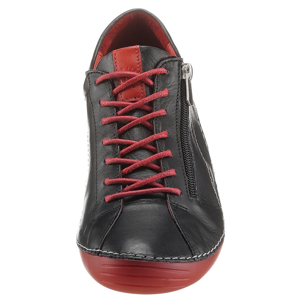 COSMOS Comfort Schnürschuh, besonders flexible Laufsohle
